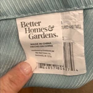 Better Homes And Gardens Accents - Pair of Better Homes Teal curtains